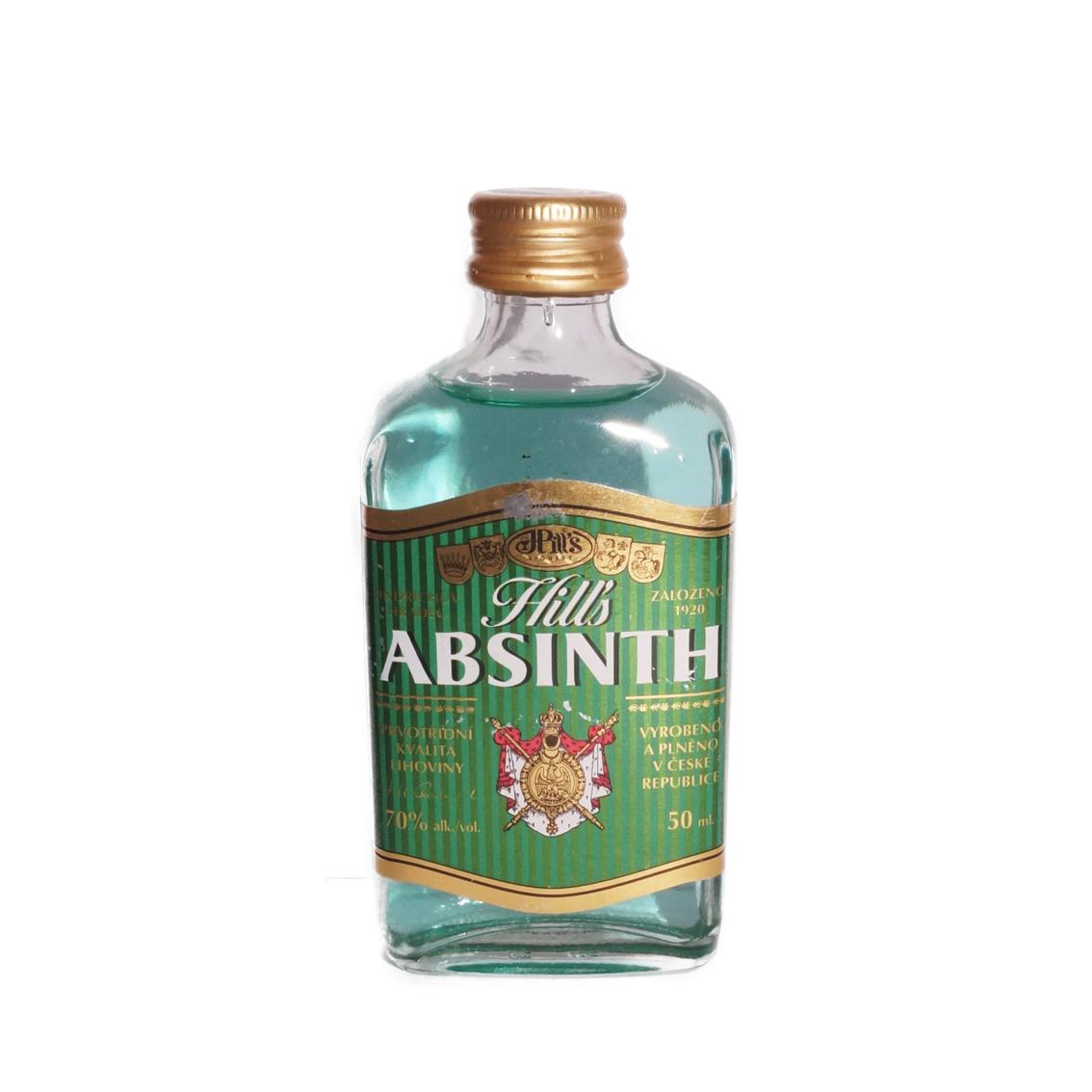 ABSINTH-HILL'S