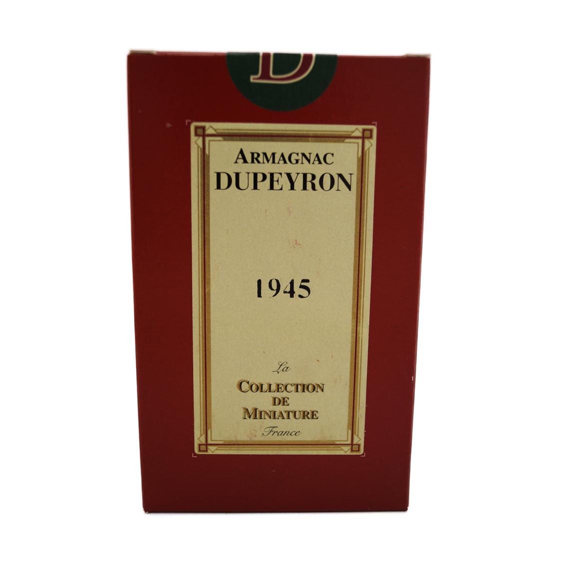 ARMAGNAC-DUPEYRON-1945-B