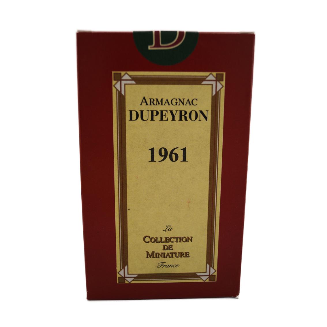 ARMAGNAC-DUPEYRON-1961-B