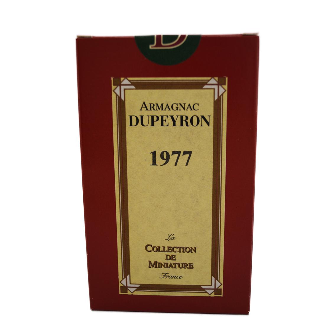 ARMAGNAC-DUPEYRON-1977-B
