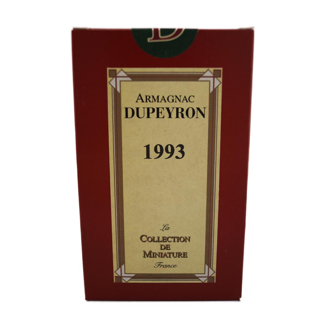 ARMAGNAC-DUPEYRON-1993-B