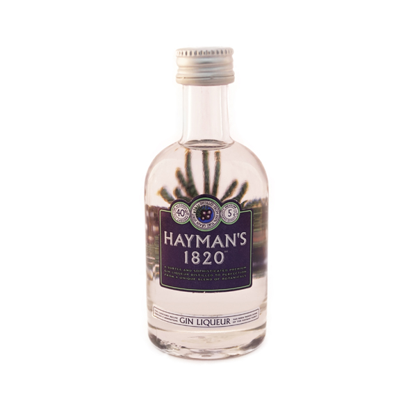 GIN-HAYMAN'S-1820